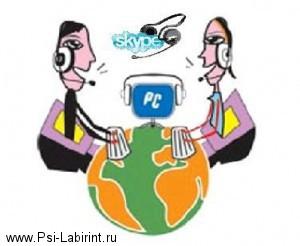 Как проходит психологическая консультация по skype?