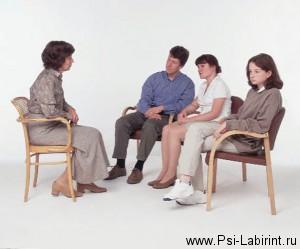 Семейная психотерапия в действии.